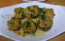Photo of Stuffed Mushrooms