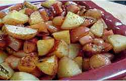Photo of Potatoes with Ham